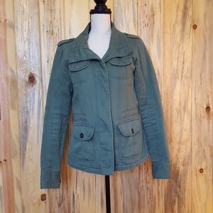 Kirra army green jacket